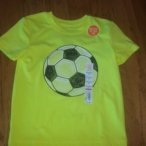 Other - Neon Soccer T-shirt